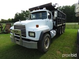 2003 Mack RD688S dump truck (county owned)