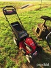 Troy-Bilt self propelled push mower w/ bagger