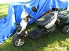 2003 Yamaha YM50R scooter