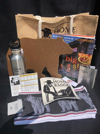 At Home on the Range Gift Bag