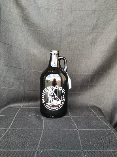 White Dog Brewing Co. Growler