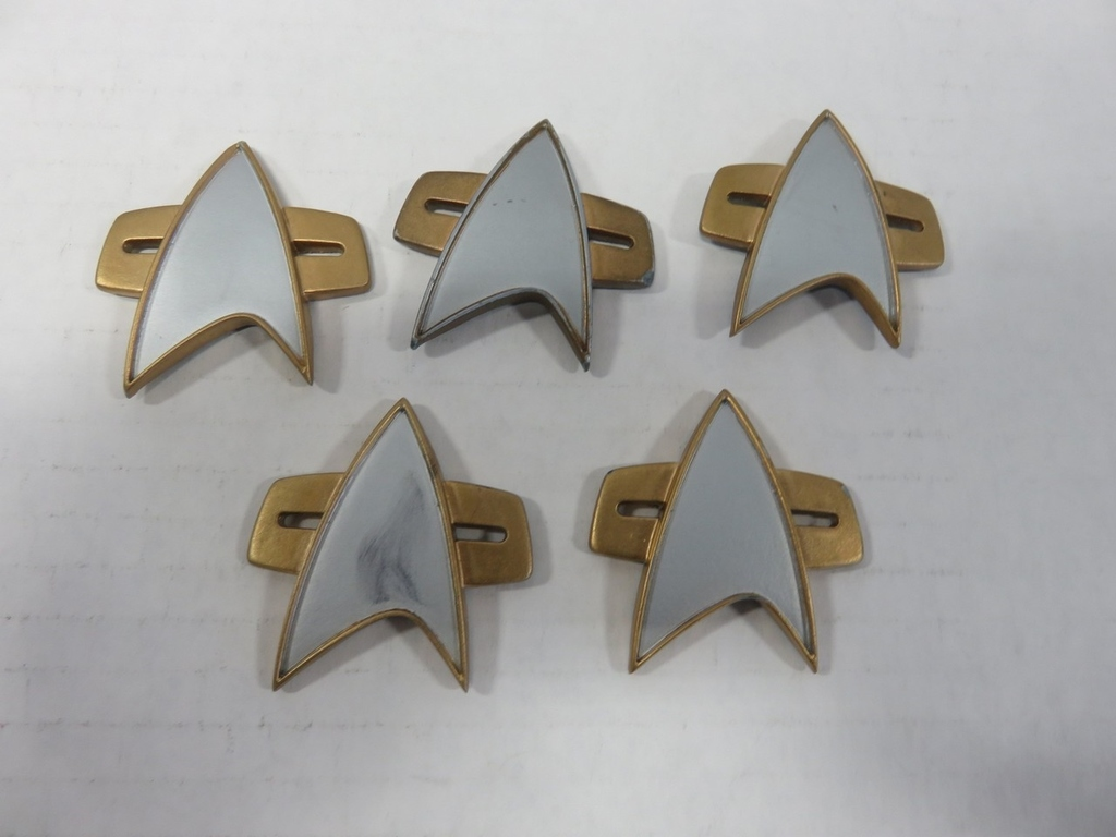 Screen Used Star Trek Props, Comics & Collectibles