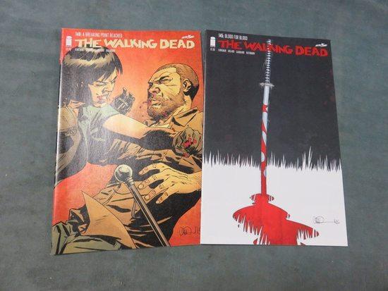 Walking Dead 145-146