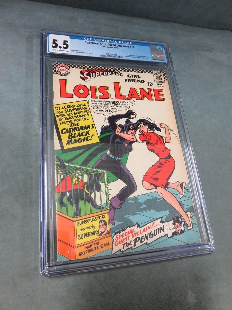 CGC Comics! Detective Comics! Toys & More!