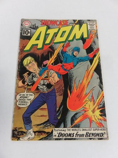 Showcase #35 (1961)/2nd Atom