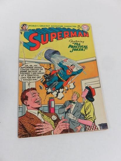 Superman #95 (1955) Golden Age Comic