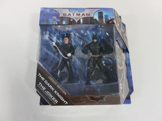 Batman Legacy Edition Set of (2) Figures