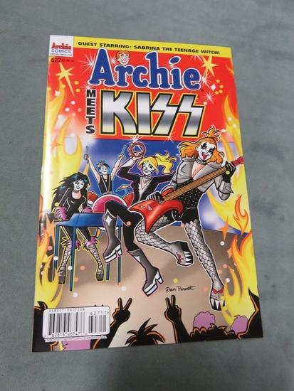 Archie #627/Meets KISS