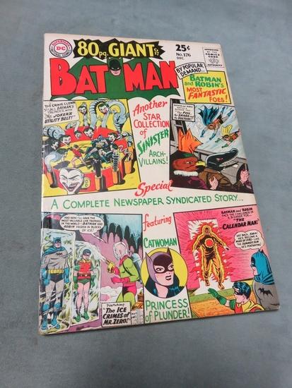 Batman #176/1965/Silver Age Giant