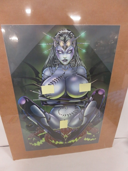 Tarot Witch Litho/Print 24x16 - Jim Balent