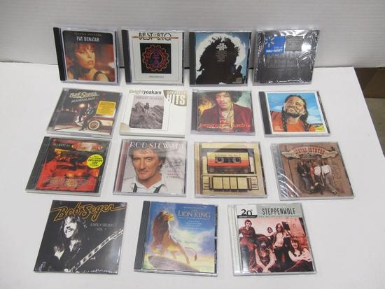 Compilation & Soundtrack CDs (Lot of 15)