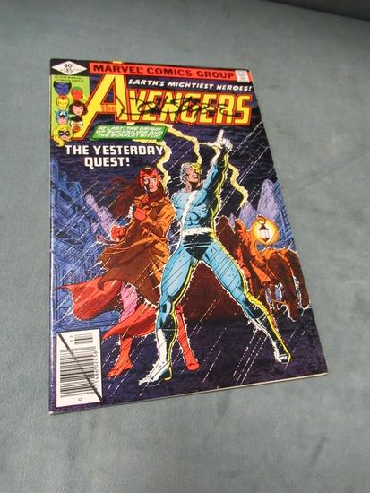 Avengers #185 Signed by John Byrne