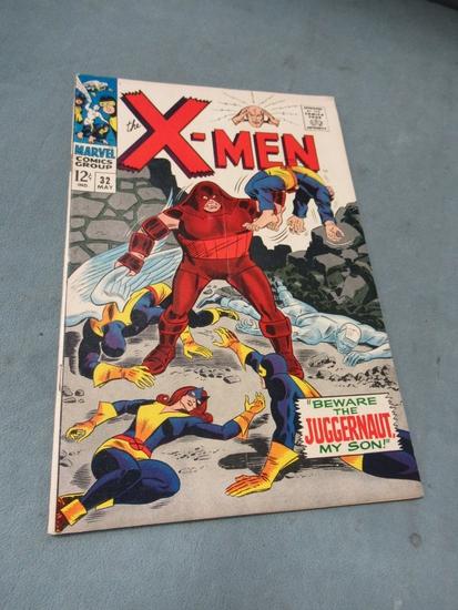 X-Men #32 3rd Juggernaut