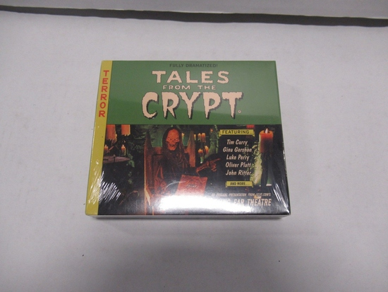 Tales From The Crypt Seeing-Ear Theater CD