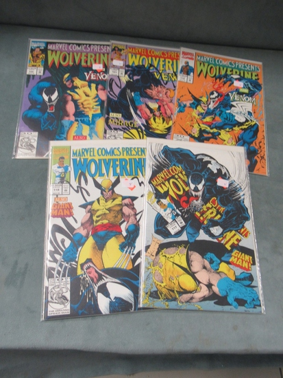 Marvel Comics Presents Group/Venom