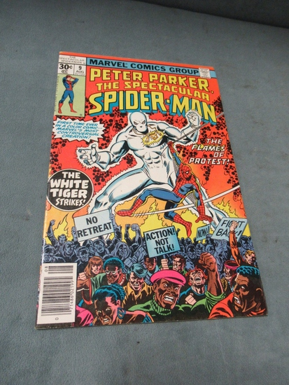 Spectacular Spider-Man #9