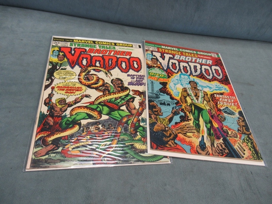 Strange Tales 169-170/Brother Voodoo