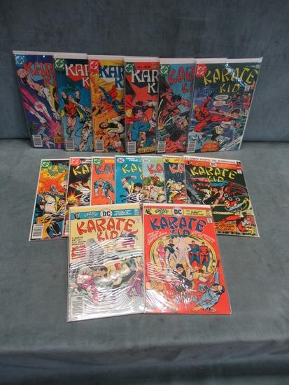 Karate Kid 1-15/Classic DC Bronze