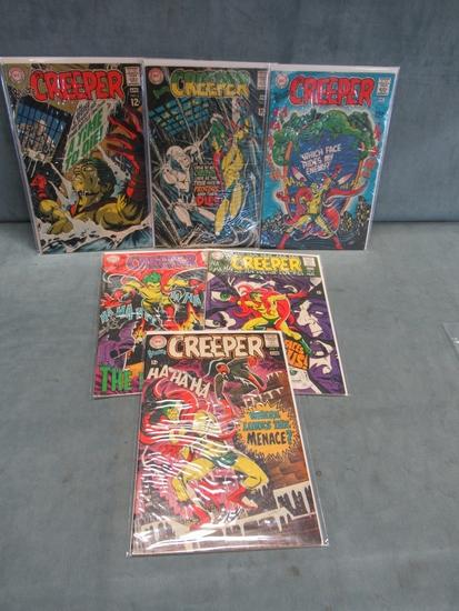 The Creeper 1-6/DC Silver Age Series