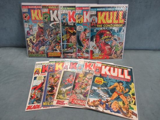Kull 1-10/Early Marvel Bronze Series