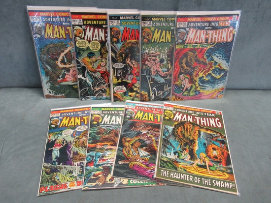 Adventure into Fear 11-19/Man-Thing
