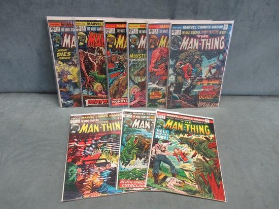 Man-Thing 2-10/Classic Marvel Bronze