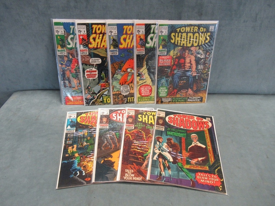 Tower of Shadows 1-9/Marvel Bronze