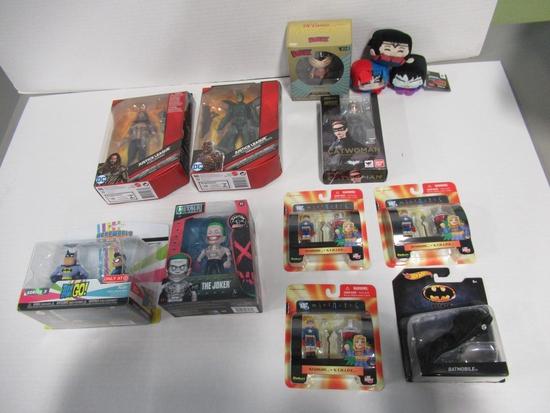 DC Comics Toy & Figure Lot
