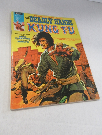 Deadly Hands of Kung-Fu #4/Neal Adams
