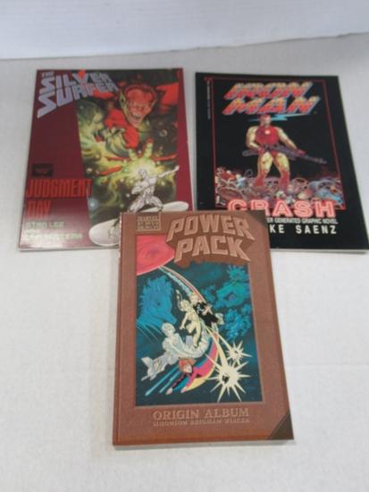 Marvel Comics Early TPB/Graphic Novel Lot