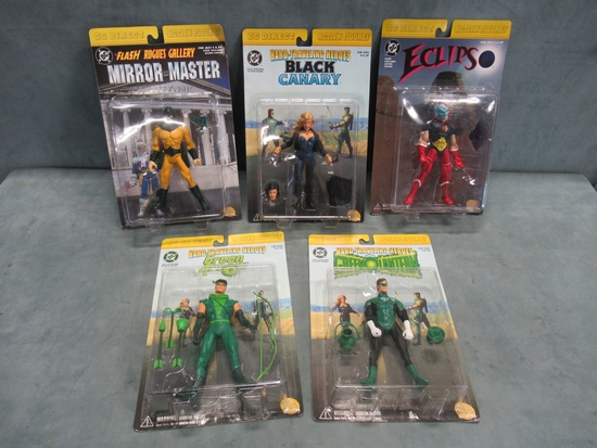 DC Direct Action Figures Lot of (5)