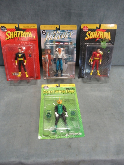 DC Direct Action Figures Lot of (4)