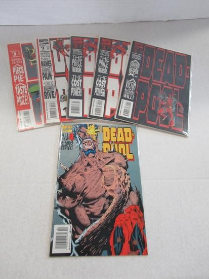 Deadpool Mini-Series Group of (6)