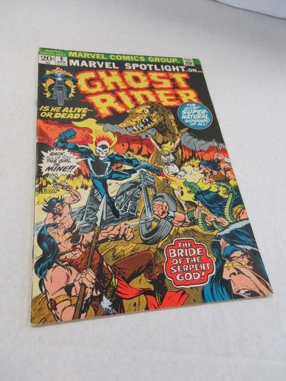 Marvel Spotlight #9 Ghost Rider