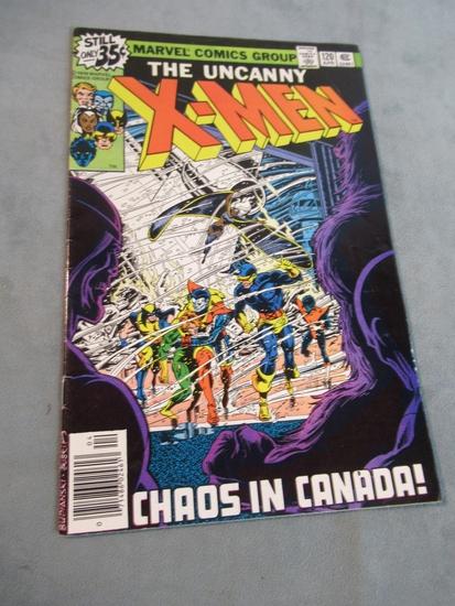 Uncanny X-Men #120/1st Alpha Flight