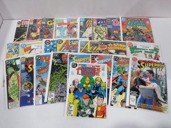 DC Comics Copper Age Lot of (25)