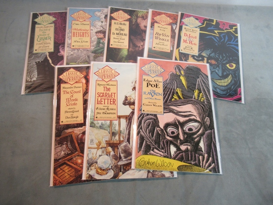 Classics Illustrated Lot of (8)