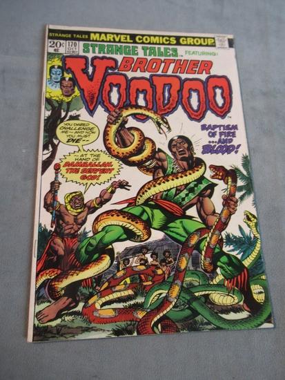 Strange Tales #170/2nd Brother Voodoo
