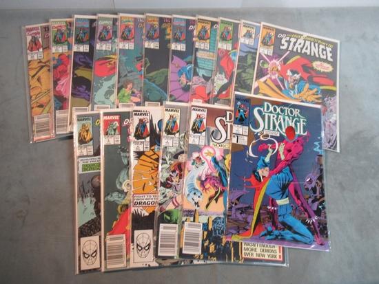 Doctor Strange Sorcerer Supreme Lot of (17)
