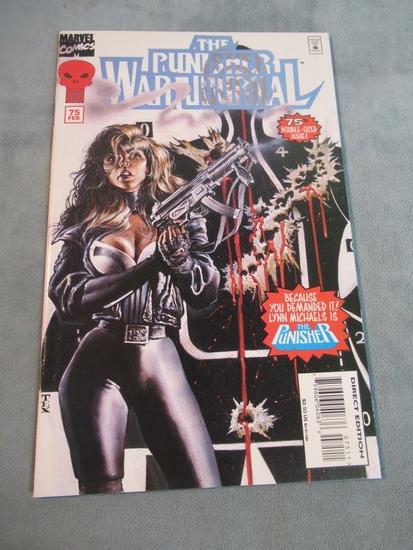 Punisher War Journal #75/Key