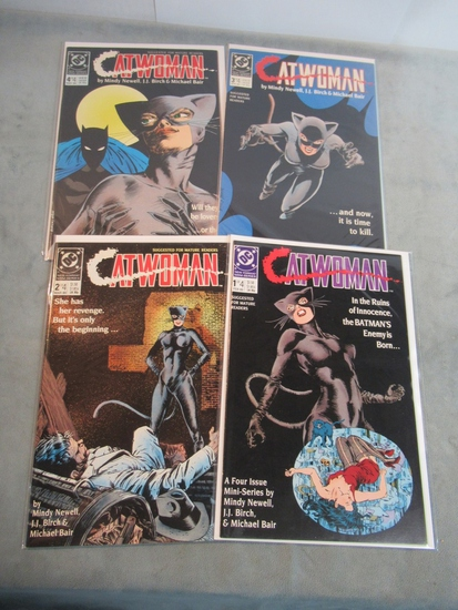Catwoman #1-4 (1989)