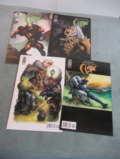 Stan Winston's Realm of the Claw #1-4