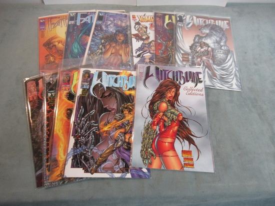Witchblade/Fathom Comic Lot of (11)