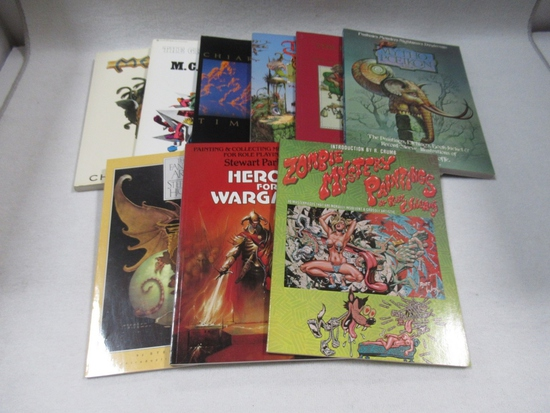 XL Softcover Fantasy Lot of (9)