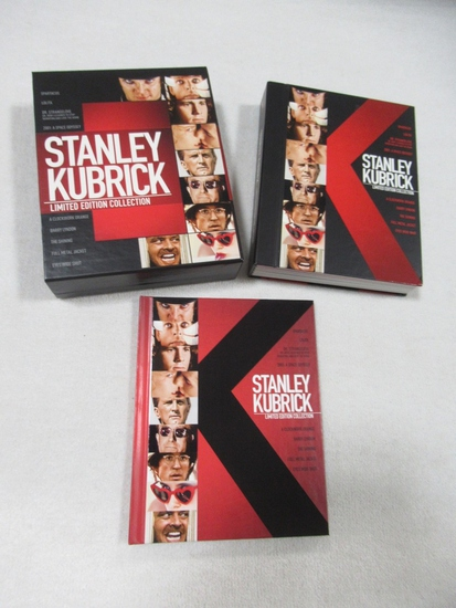 Stanley Kubrick Limited Edition Collection Blu-Ray