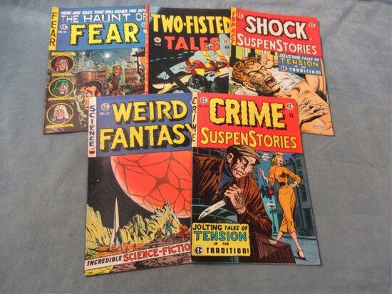 EC Comics 1970s Reprint Lot