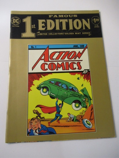 Action Comics #1 Treasury Sized Comic