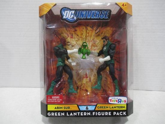 Green Lantern/Abin Sir Exclusive Figures