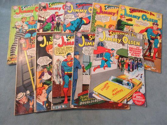 Superman's Pal Jimmy Olsen Comic Lot