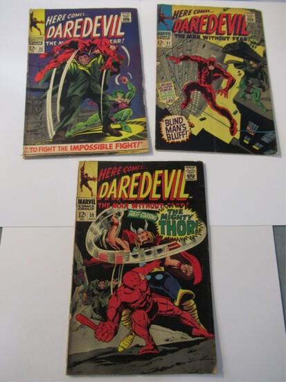 Daredevil #30-32